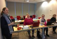 Skráningarnámskeið 13. til 15. mars 2017